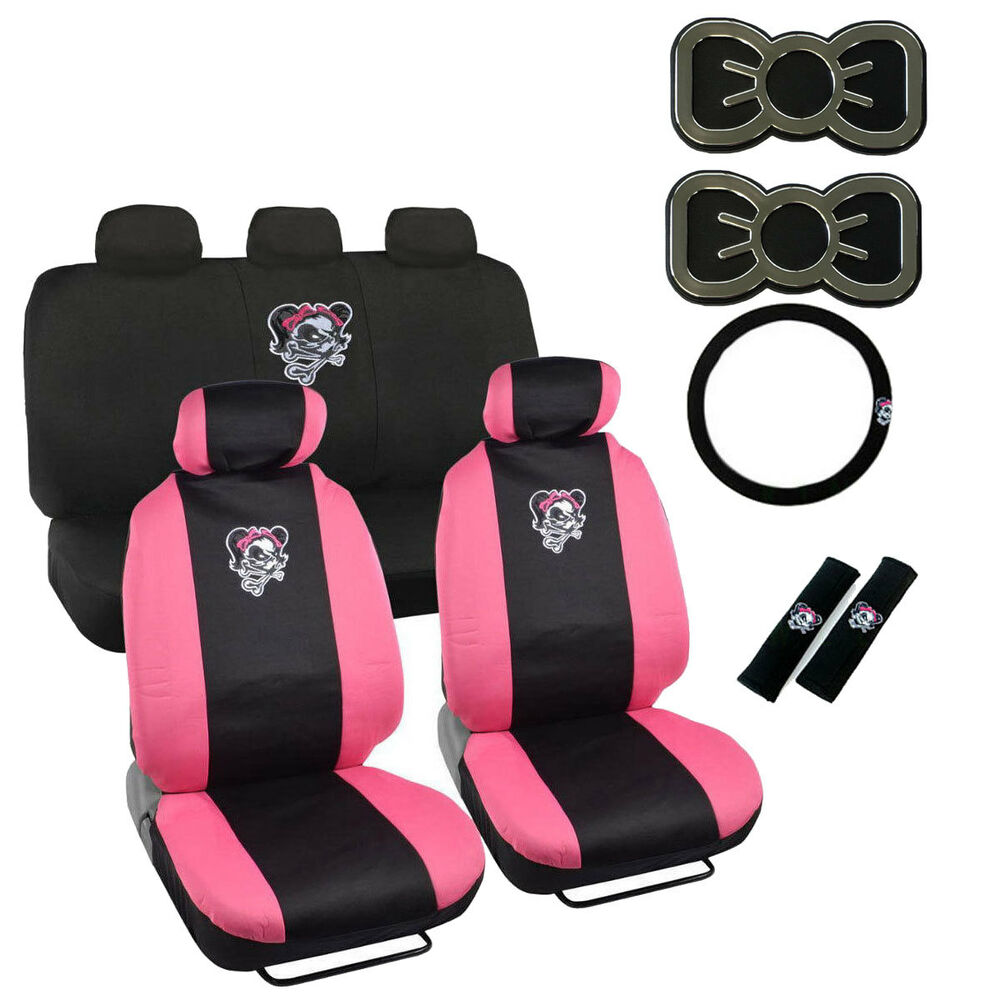 Girl Car Seat Covers For Car