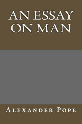 An Essay on Man: Epistle II