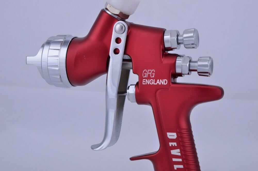 devilbiss gfg professional spray gun hvlp car paint gun ebay