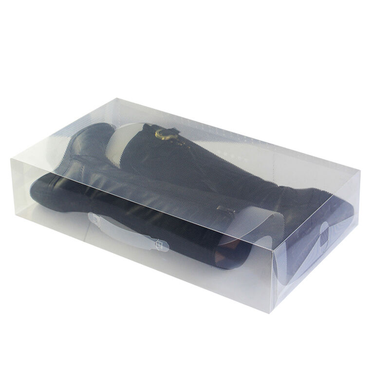 30 52 12cm boots storage cover organizer clear shoe