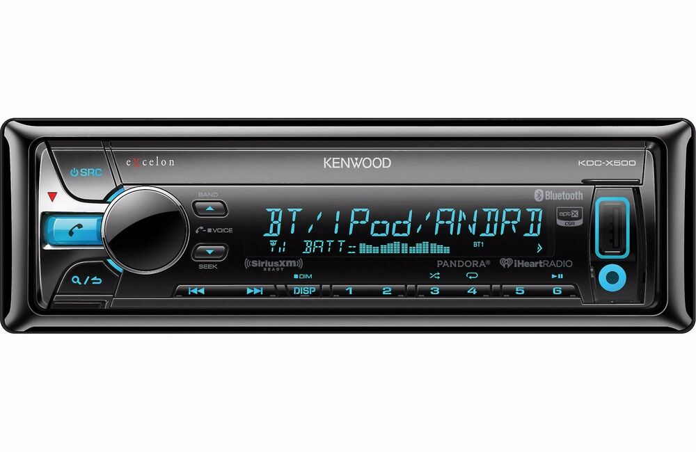 Kenwood Excelon X500-1 Mono subwoofer amplifier — 500 ...