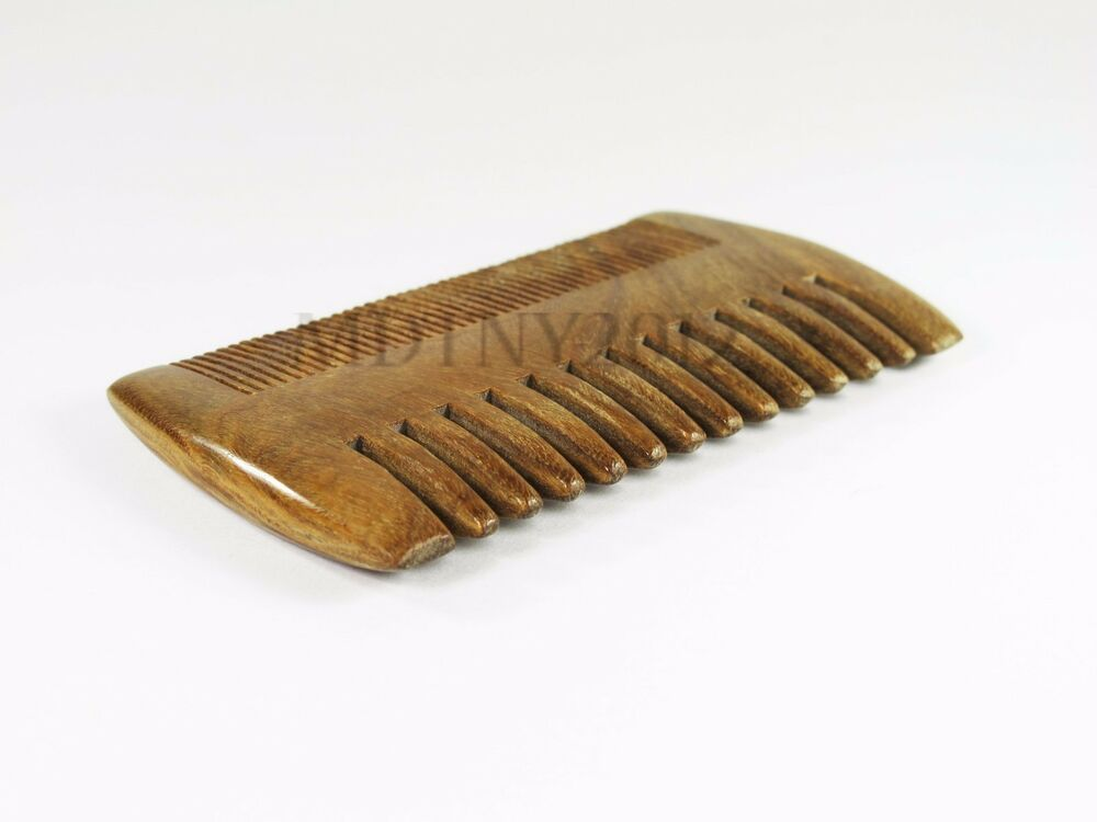 how to get oils off wood hair brush
