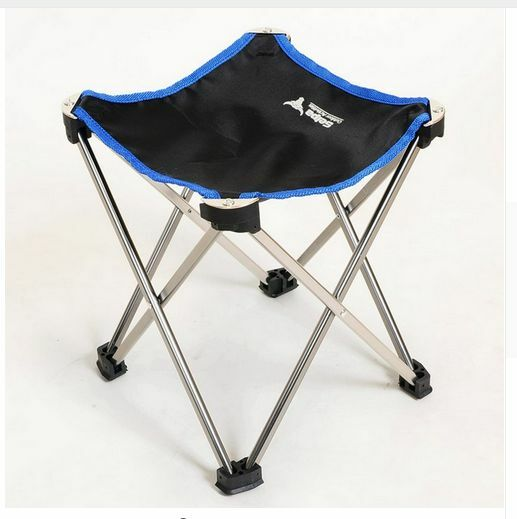 Fishing Camping Chair Fold Up Folding Portable Family Caravan Outdoor Travel