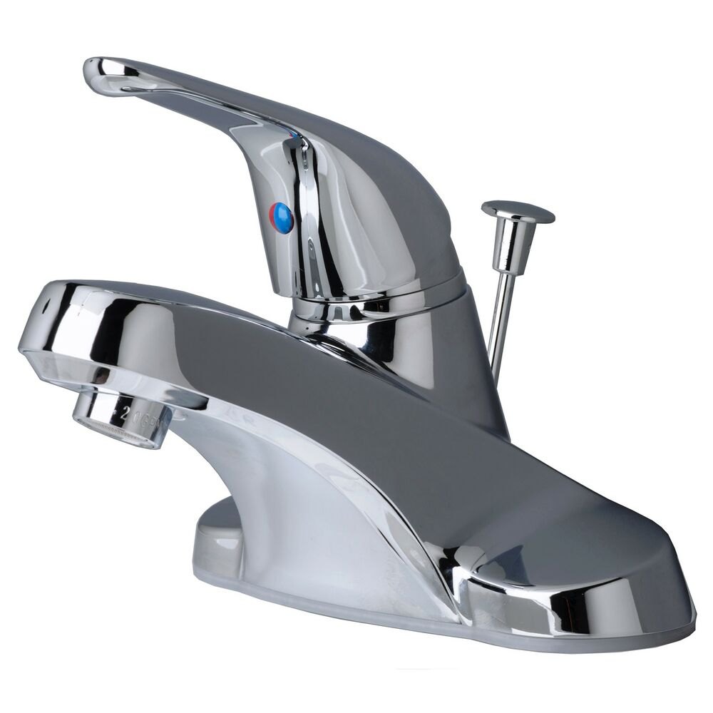 Classic bathroom vanity sink 4 centerset lavatory faucet for Best rated bathroom sink faucets