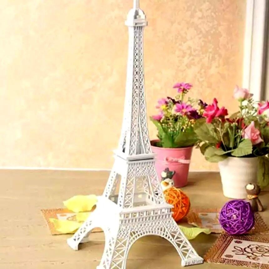 Metal Eiffel Tower Miniature Eiffel Tower Scale Model