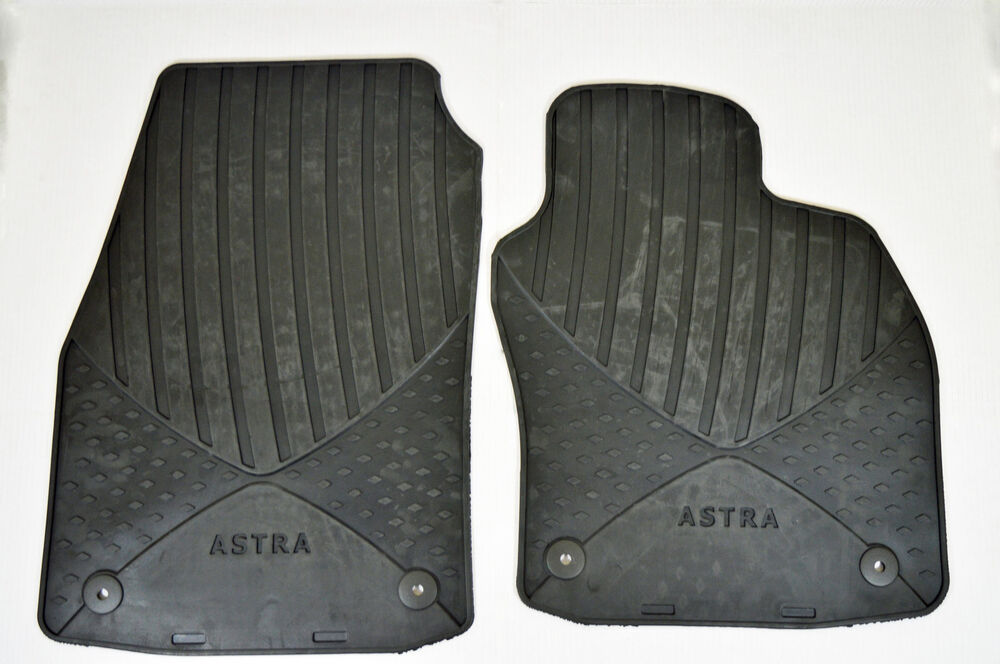 genuine official vauxhall astra h rubber front rubber. Black Bedroom Furniture Sets. Home Design Ideas