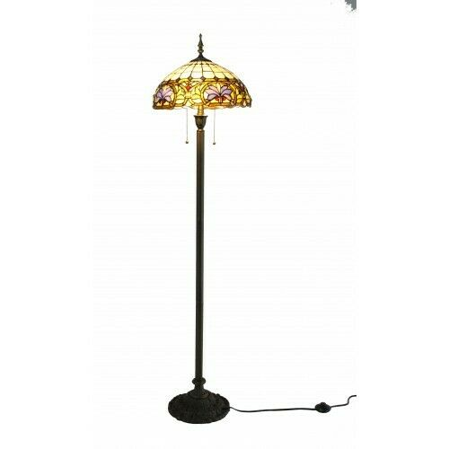 Tiffany Floor Lamp Tiffany Light Fixture Library Light