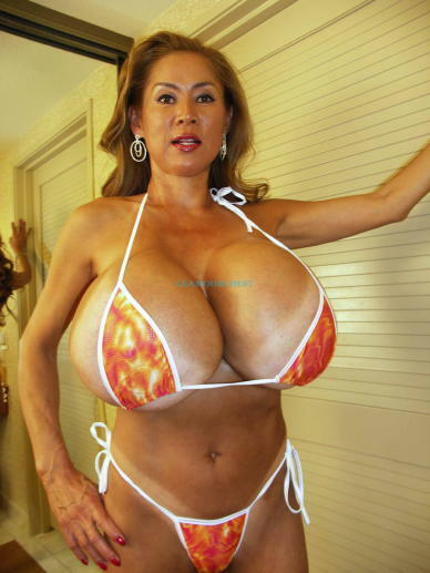 image Danielle derek is tits on a stick
