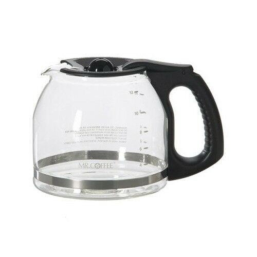 s l1000 Mr Coffee Replacement Carafe Mr Coffee Dr Replacement  Cup Carafe Black