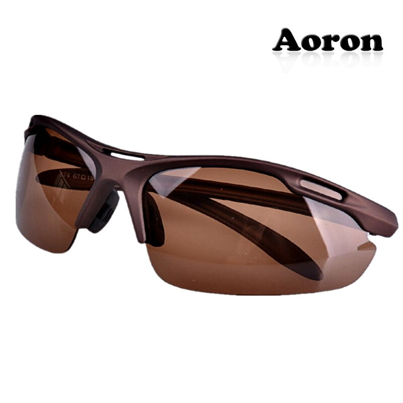 Mens polarized uv400 glasses aviator driving goggles for Mens fishing sunglasses