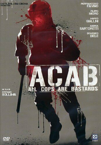 Acab - All Cops Are Bastards DVD 01 DISTRIBUTION