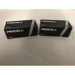 Kyпить 48 New AA Procell Alkaline Batteries by Duracell PC1500 EXP 2026 на еВаy.соm