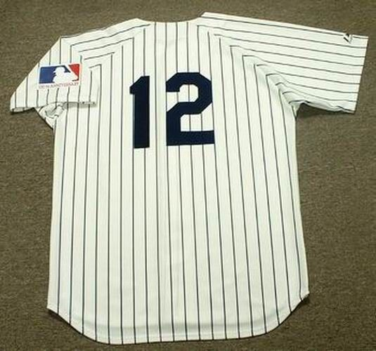 4b0c0e01 RON BLOMBERG New York Yankees 1969 Majestic Cooperstown Home Baseball Jersey  | eBay