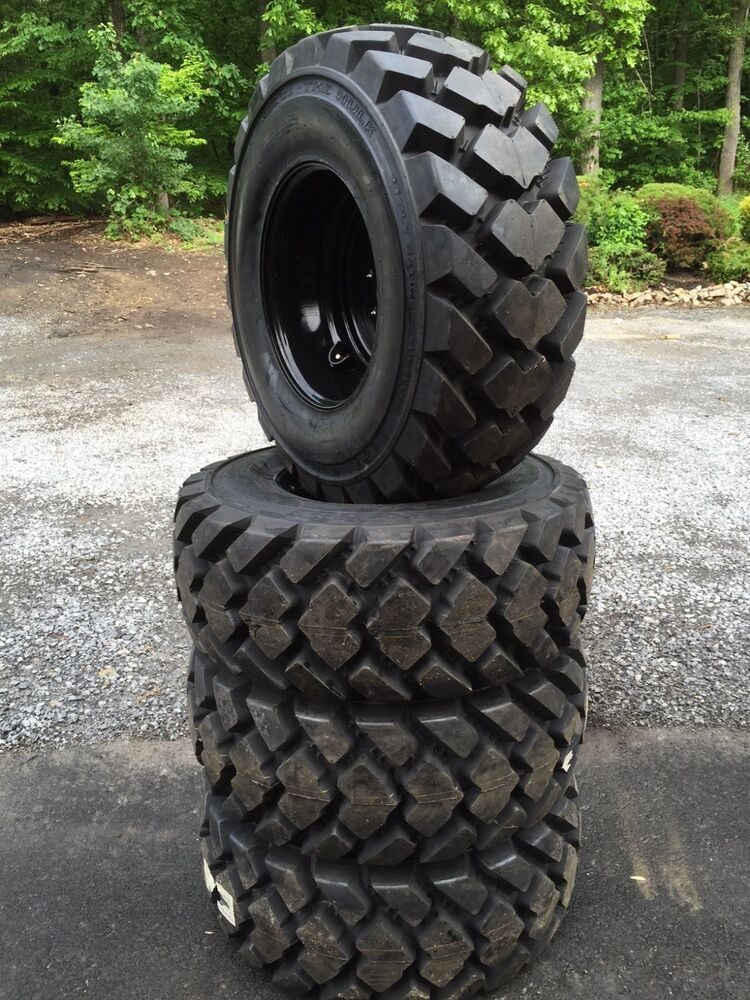 New Holland Tire Rims : Galaxy hulk l skid steer tires wheels rims for