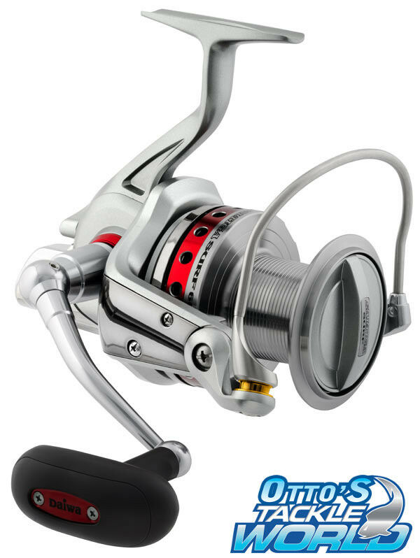 Daiwa saltiga surf 6000 spinning fishing reel brand new at for Surf fishing reels