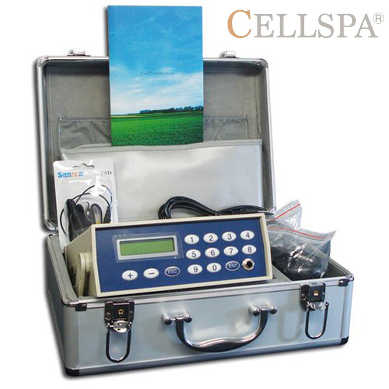 1 Top Usa Brand Cell Spa 174 Detox Machine Cell Ion Ionic