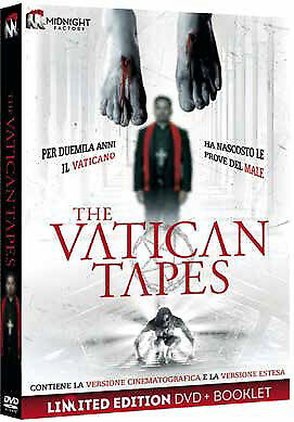 The Vatican Tapes (Limited) (Dvd+Booklet) MIDNIGHT FACTORY