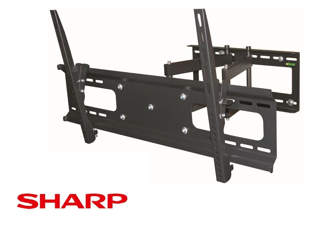 Cantilever Tilt Swivel Sharp Tv Wall Mount 42 Inch 50 55