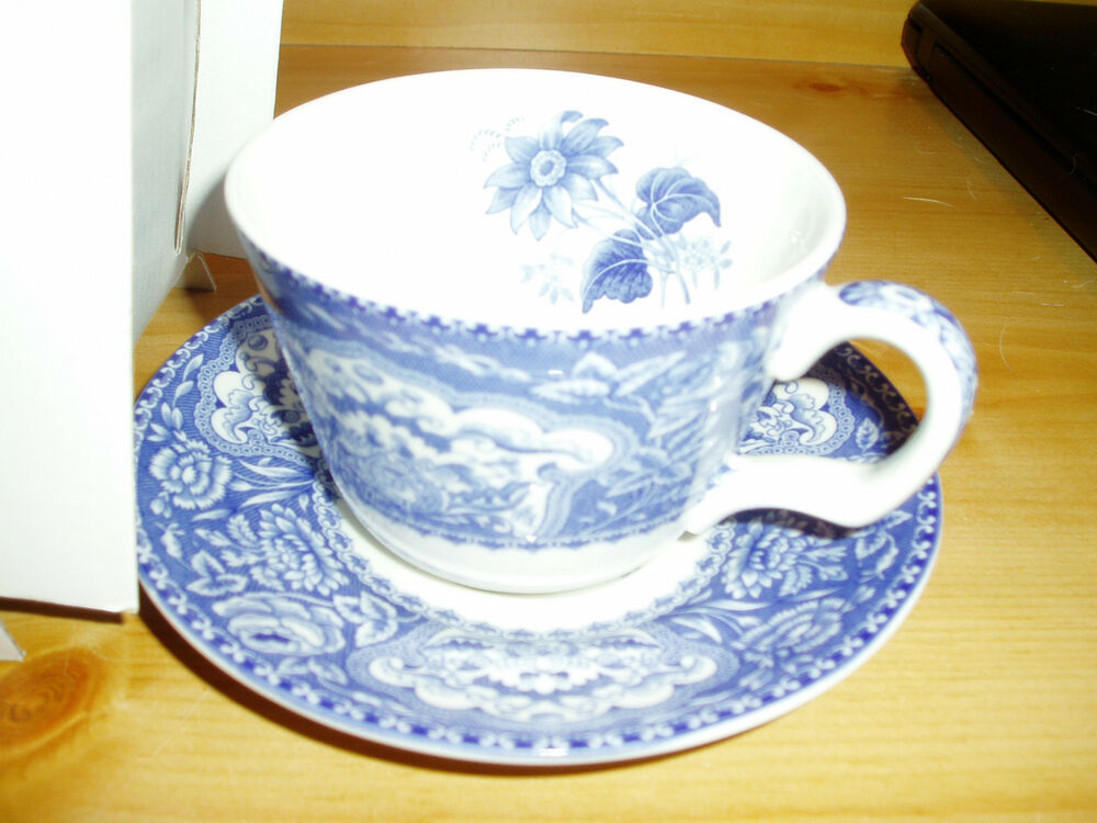 Spode The Blue Room Collection Floral