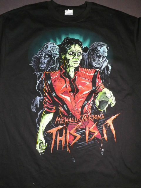 buy michael jackson t shirts online in india