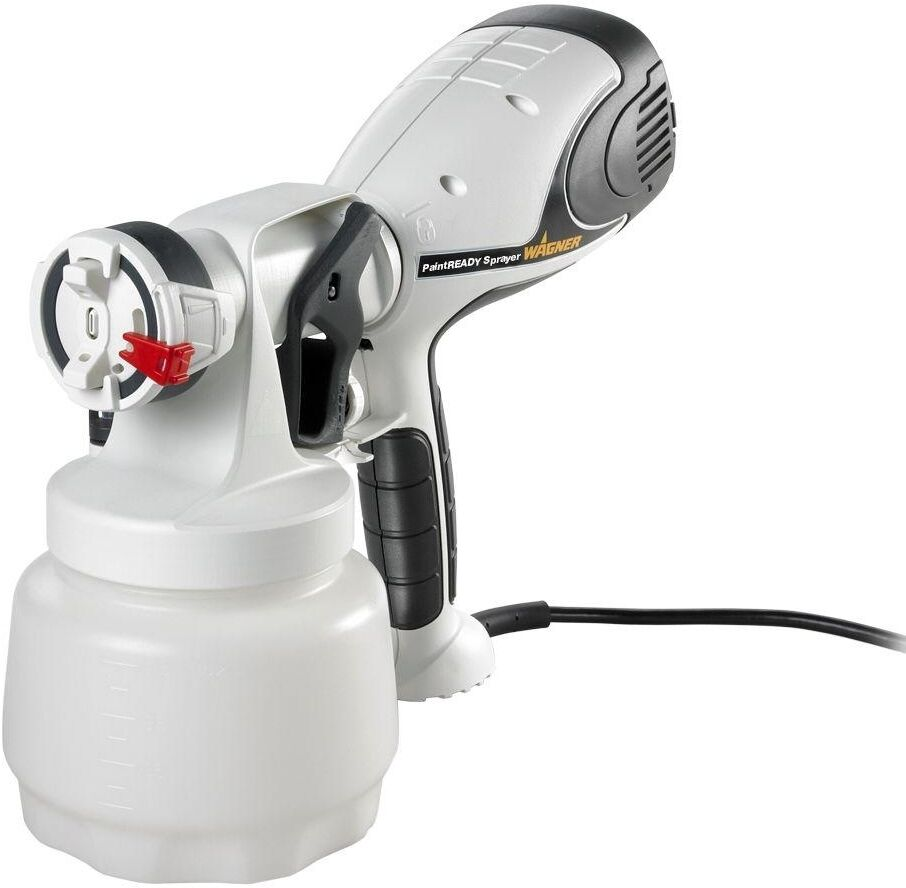 Wagner Hvlp Sprayer Electric Painting Spray Cup Gun 2 Stage Interior Exterior Ebay