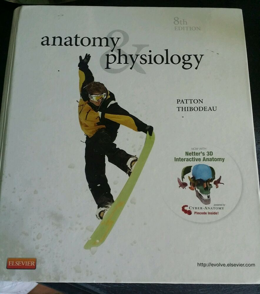 Patton thibodeau anatomy physiology 8th edition 2013 | eBay