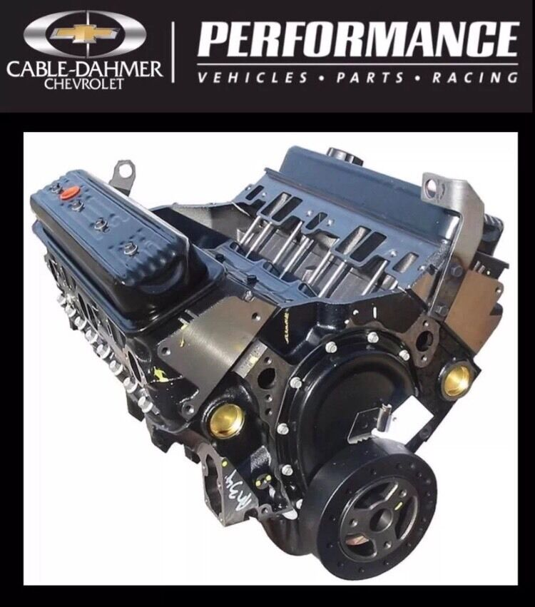 12530282 96 2000 New Chevy 1 2 Ton 5 7 Crate Engine Ebay