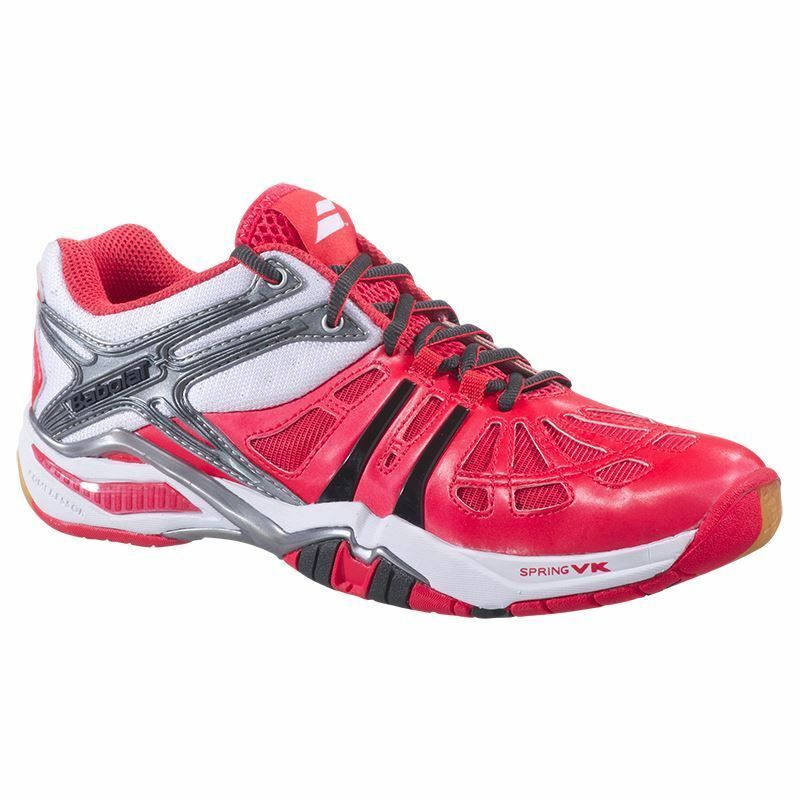 562db99daab Details about Babolat Womens Shadow 2 W Badminton Shoes (Pink)