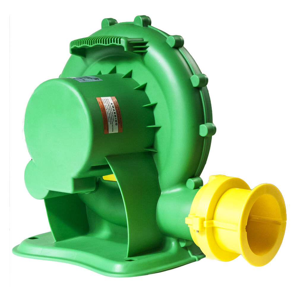 Small Blowers Air Blowers : B air koala kp hp inflatable small game structure