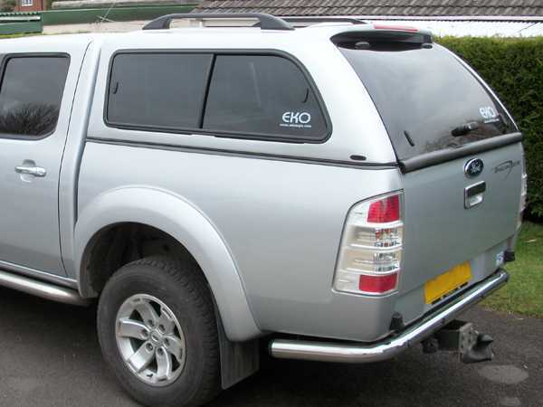 ford ranger mk3 and mk4 mazda bt 50 eko plus hardtop ebay. Black Bedroom Furniture Sets. Home Design Ideas