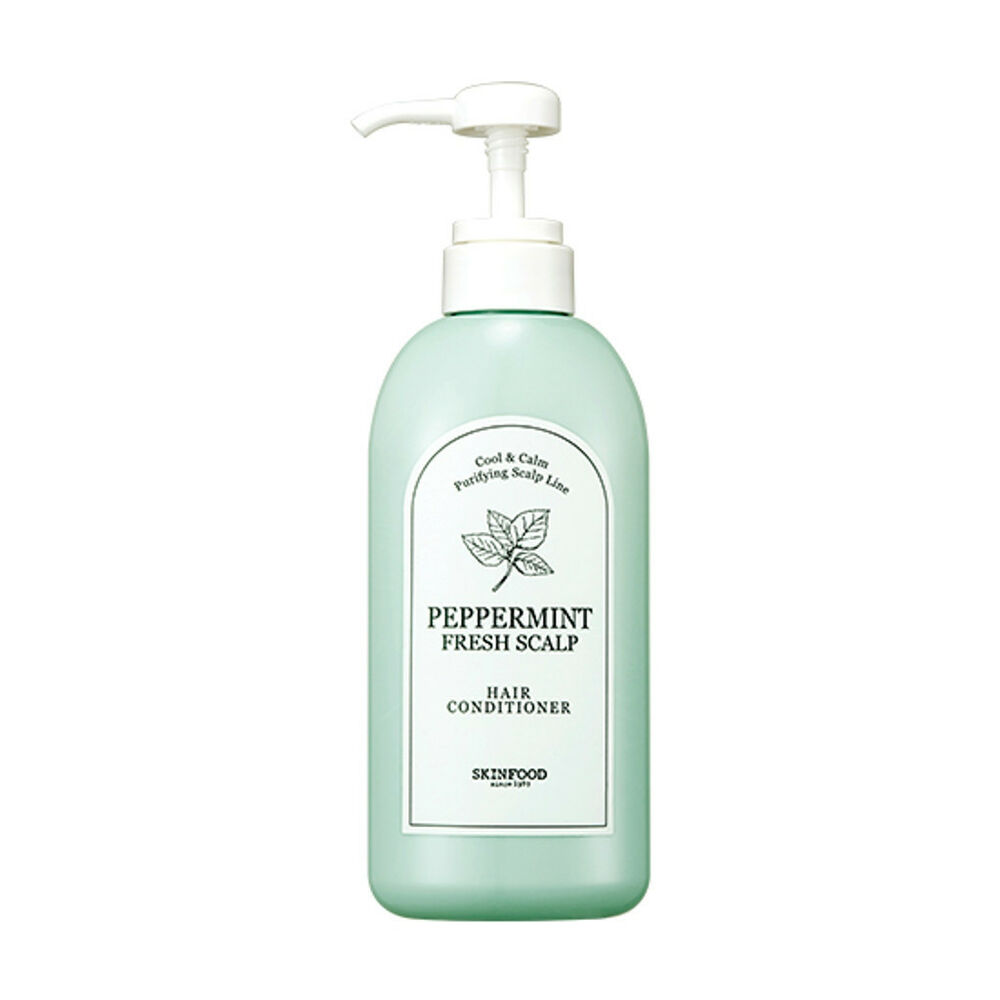 SKINFOOD NEW! Peppermint Fresh Scalp Conditioner 500ml