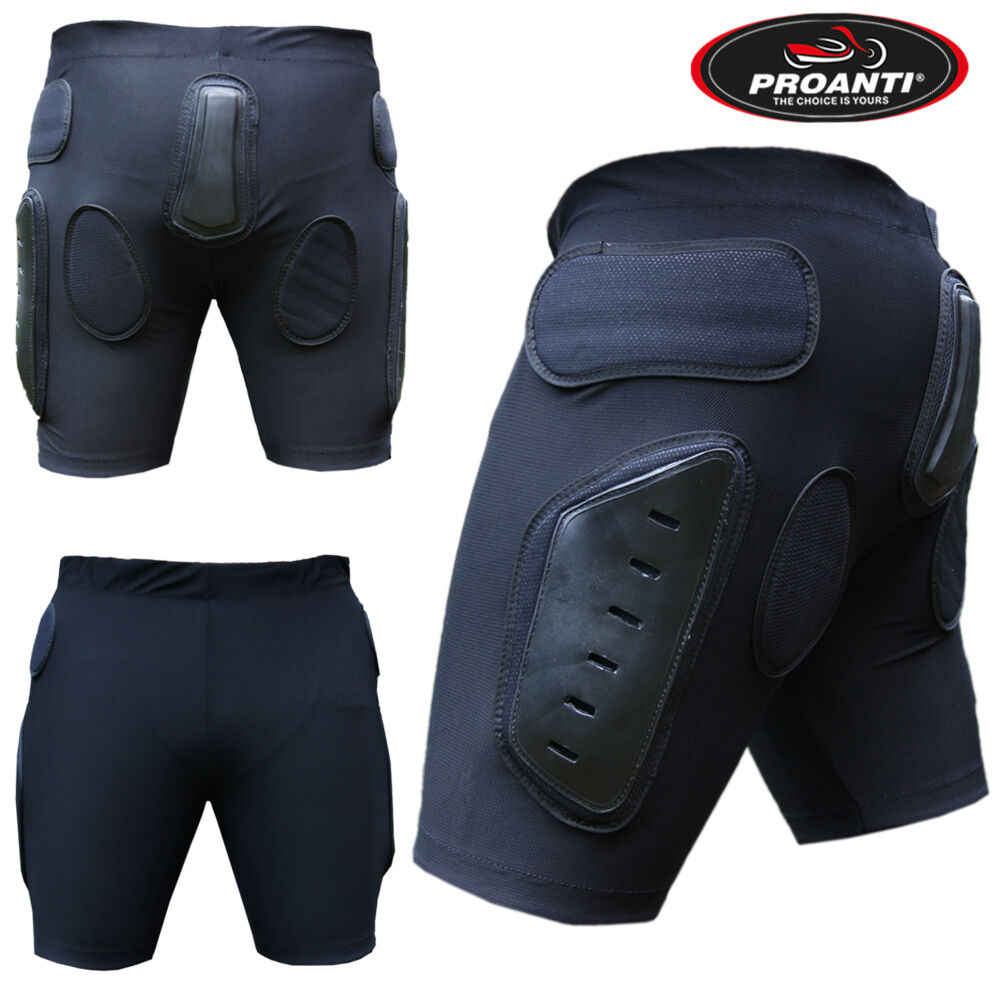 protektorenhose ski snowboard protektorenshorts motocross protektor short hose ebay. Black Bedroom Furniture Sets. Home Design Ideas