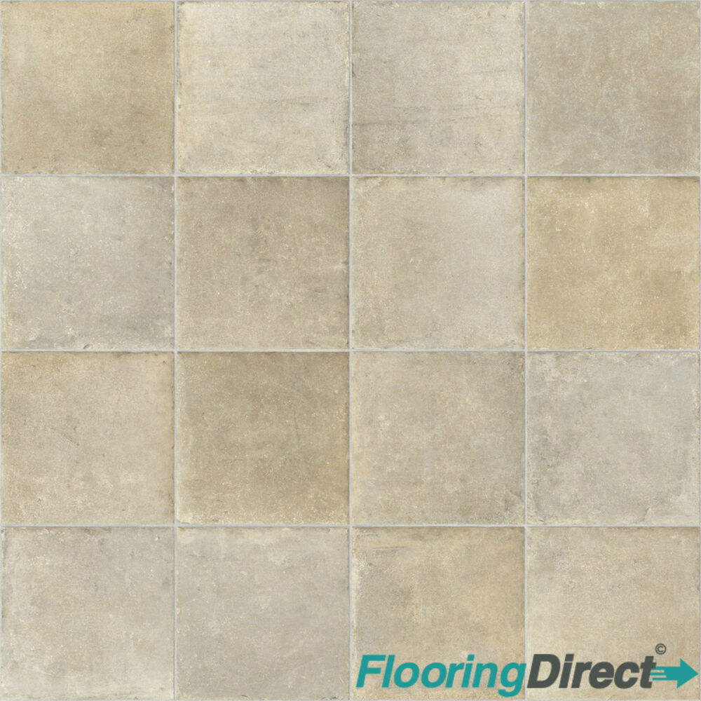 Tile stone effect vinyl flooring kitchen bathroom cheap for Stone effect vinyl flooring