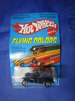 DV3841 HOT WHEELS FLYING COLORS 1979 PADDY WAGON POLICE MATTEL FRANCE FRENCH Nf