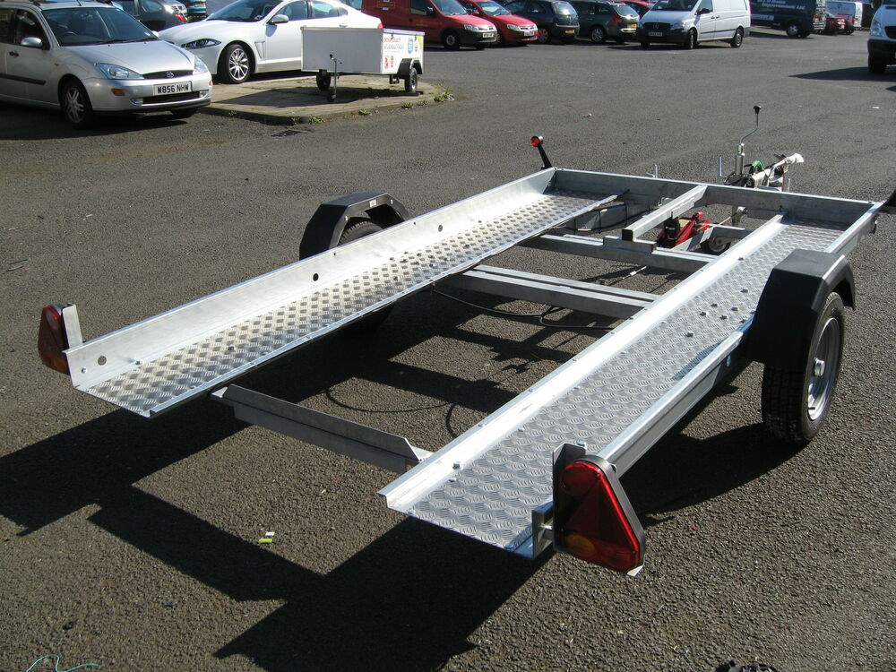 Lightweight Car Trailer Hire
