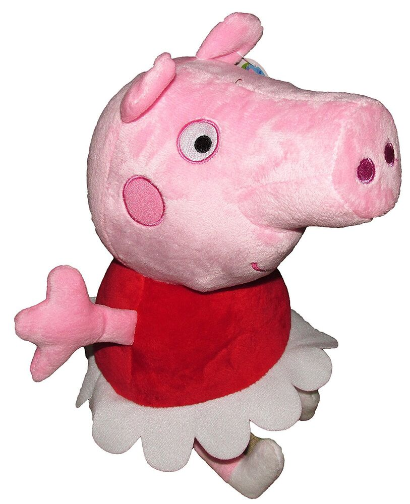 Nickelodeon Nick Jr Peppa Pig 13 5 Quot 14 Quot Soft Plush New