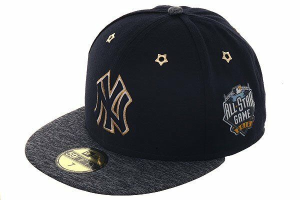 ca83fec08fd Details about Official 2016 MLB All Star Game New York Yankees New Era  59FIFTY Fitted Hat