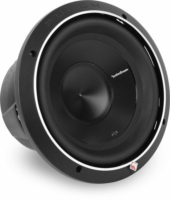 rockford fosgate punch p3d4 10 1000w 10 p3 subwoofer car. Black Bedroom Furniture Sets. Home Design Ideas