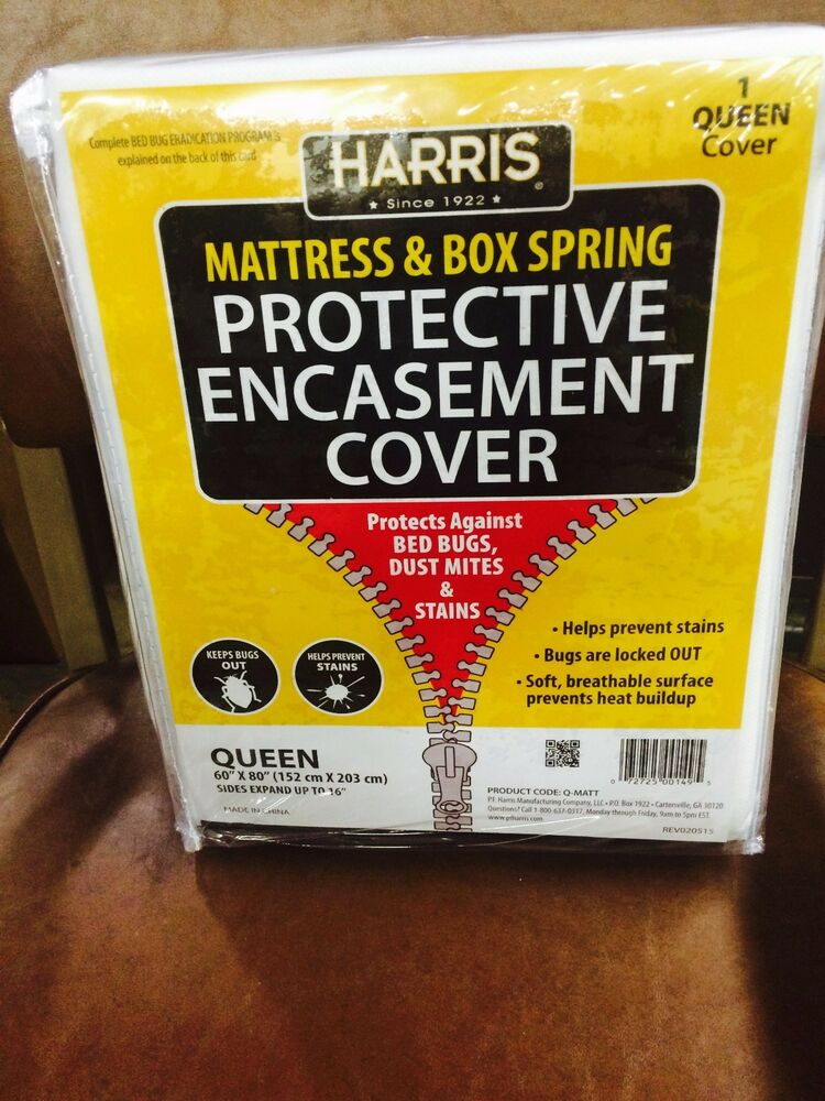 Harris Bed Bug Mattress Cover Ebay
