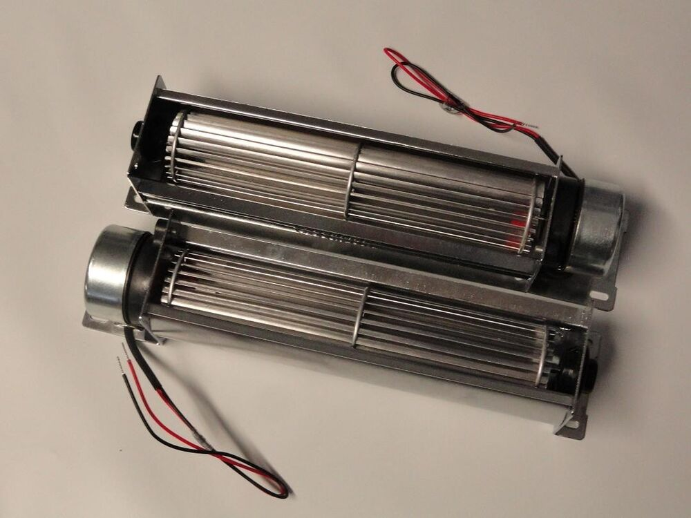 4 Inch 12 Volt Fan : Pair packed crossflow inch volt v vdc cooling