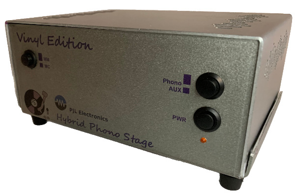 Vinyl Edition Gold Phono Tube Preamp With Riaa Ebay