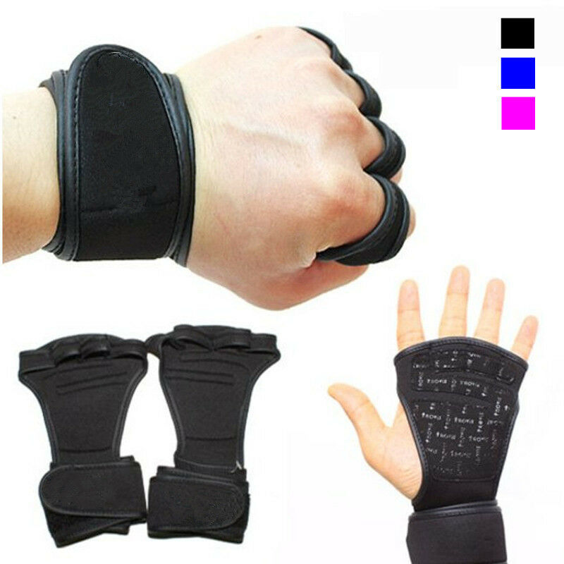Fitness Weight Lifting Gloves: Fitness Weight Lifting Gloves Gym Workout Training Wrist