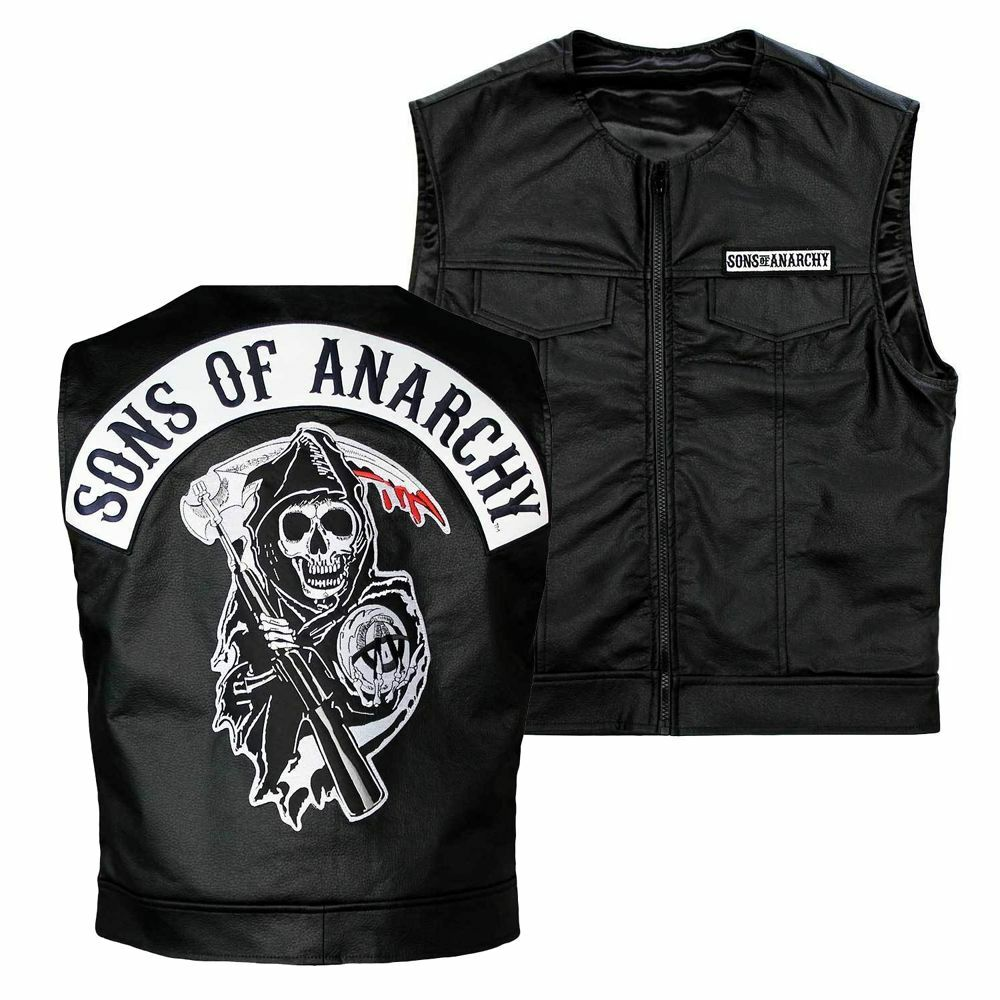 Sons of anarchy patches for kids