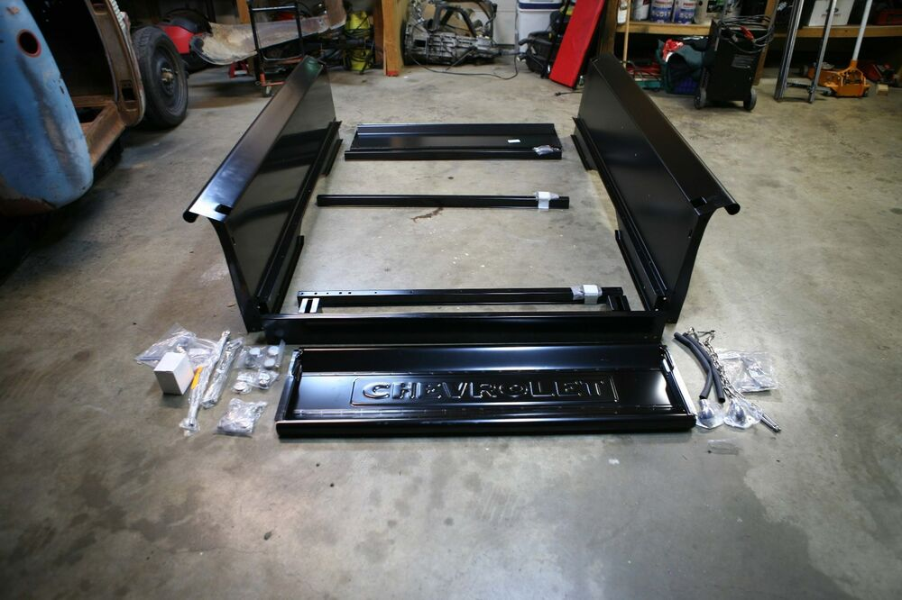 Complete Bed Kit Chevy 1946 Chevrolet Short Wood Bed
