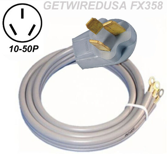 Univerasal Welder Electric Cord Male 10
