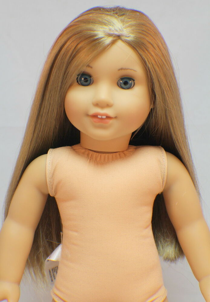 american girl mckenna doll stunning long hair 2012 doll of the year ebay. Black Bedroom Furniture Sets. Home Design Ideas