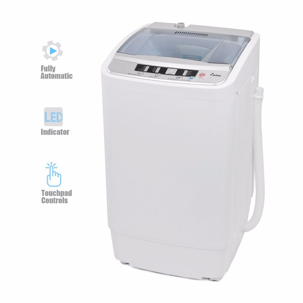 Compact Fully Automatic Washer Washing Dryer Spinner