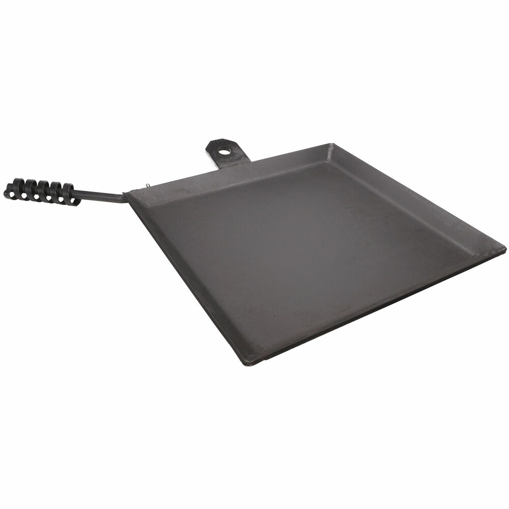 Titan Solid Steel Plate Griddle For Adjustable Swivel