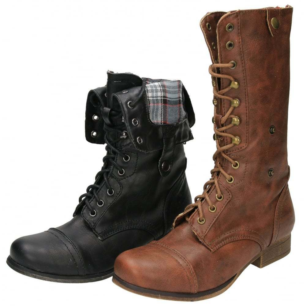 Women's Lace Up Boots Boots. Discover the latest styles of women's lace up boots at Famous Footwear today! New Search. Women's Search within results: Category Flats Low Medium High. Show Me: Sale Items Clearance Items New Items Online Only. Women's Boots Lace Up Boots style(s) found. All Inventory;.
