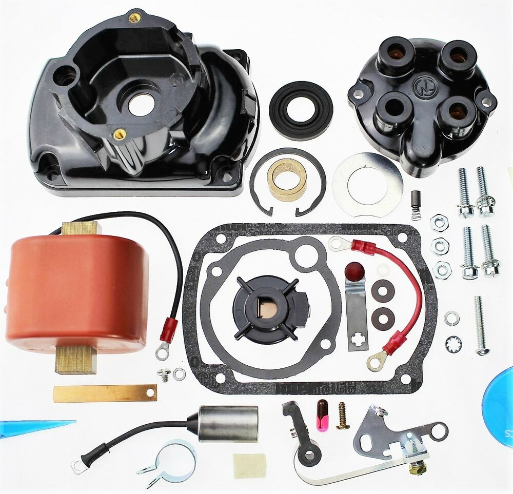 Magneto Assembly Continental Motor - #GolfClub